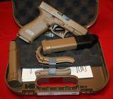 Glock 19 X FDE SPORT