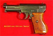 Mauser 1934 Marina