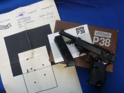 Walther mod. P38 cal. 7.65x22mm Parabellum