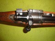 Mauser K98, dot 1943, Waffen-Werke Brünn, 8x57 JS