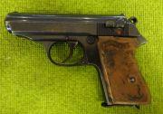 Zella MehlisPPk, Polizei, 7,65 Browning