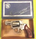 Smith & Wesson Smith & Wesson 60, Inox, .38 Special