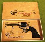 Colt Frontier Scout Nebraska .22 LR