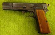 FN Herstal HP 35, WaA140, Wehrmacht, 9×21 IMI