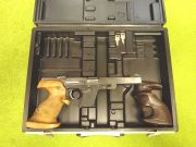 Walther GSP, sportiva, .22 LR