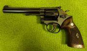 Smith & Wesson 17-2, 1966, Sportiva, .22 LR