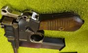 Mauser C96, 712, Schnellfeuer, Nickl, 7,63 Mauser