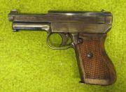 Mauser 34, Kriegsmarine, 1940, 7,65 Browning