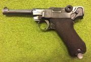 Krieghoff Luger P08, Krieghoff 1936, 9x21 IMI