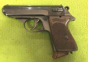 Zella Mehlis PPk, 1940, 7,65 Browning