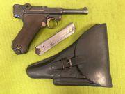 DWM Luger P08, Alphabet DWM Commercial, 1920, 7,65 Para