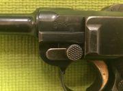 """Luger DWM 1900/06 """"Croce nello Scudo"""", 1914, 7,65 Parabellum"""
