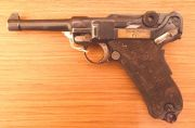 Luger P06 Vickers Ltd, 1917, 7,65 Para