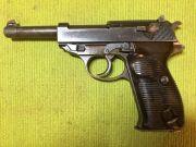 Walther P38, ac42, Wehrmacht, 9x21 IMI
