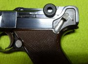 Krieghoff Luger P08, 1937, 9x21 IMI