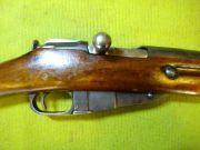 Mosin Nagant mod. 38, Izhevsk 1941,7,62x54R