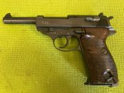 Walther P38, ac 44, 1944, 9x21