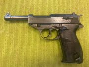 Walther Walther P38, ac44, 1944, 9x21