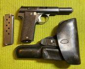 Astra 600/43, WaAD20, Wehrmacht 1943, 9x21