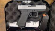 Glock 43 X 48 X SILVER