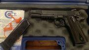 Colt Government Rail Gun