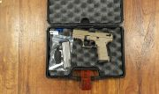 Walther P 22 Q  TACTICAL FDE