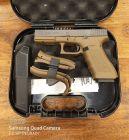 Glock 17  Gen.4 FDE