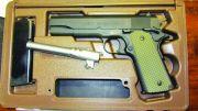 Colt MKIV serie 80 cal. 45 h e canna 45 acp