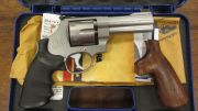 "Smith & Wesson Model 625  4""  Jerry Miculek"