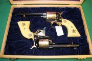 Colt Coppia di Alamo Cal. 22 l.rl - 45 l.cl