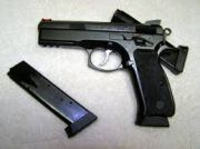 CZ 75 SP01 Shadow