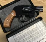 Smith & Wesson 38 Bodyguard