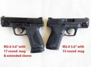 Smith & Wesson M&P9 COMPACT M2