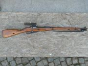 Mosin-Nagant 91/30 SNIPER