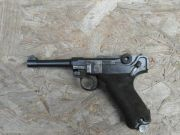 Mauser S/42 LUGER P08