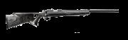 CZ 455 Thumbhole Grey varmint con compensatore