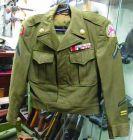 US Army IKE JACKET M.43 6^ Armata – 24^ Divisione. cod. 2610