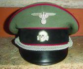 Waffen. SS Schirmutze uff. art. cod. 0346