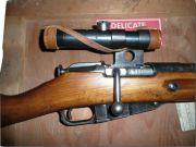 Moisin Nagant Mod. 91/30 sniper russo