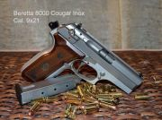 Beretta 8000 F Cougar INOX made in USA