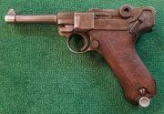 Mauser P-08 Byf 42