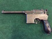 Mauser C-96 FLAT SIDE