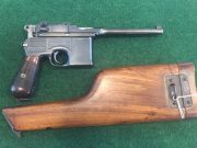 Mauser C-96 PREWAR
