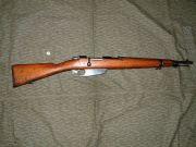 Carcano 91/38 TS secondo tipo