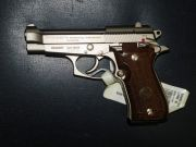 Beretta 85 FS Nickel