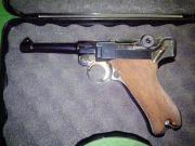 Mauser Luger P08