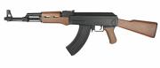 Spartac FUCILE SOFTAIR  ELETTRICO AK 47 WOOD