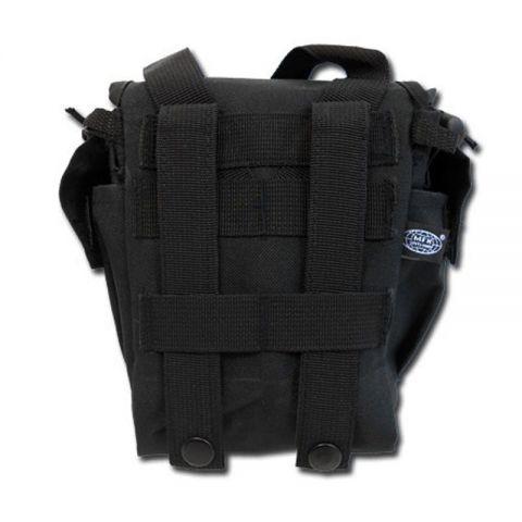 Mfh tasca softair porta borraccia 1 lt molle 30621a nera - Porta del titano softair ...