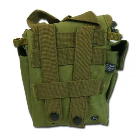 Mfh tasca softair porta borraccia 1 lt molle 30621b od - Porta del titano softair ...