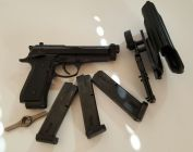Beretta  98 stock